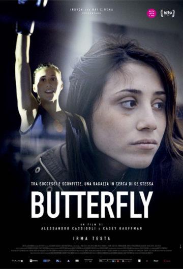 Butterfly – Sarà presente al cinema Zenith Irma Testa, protagonista del film