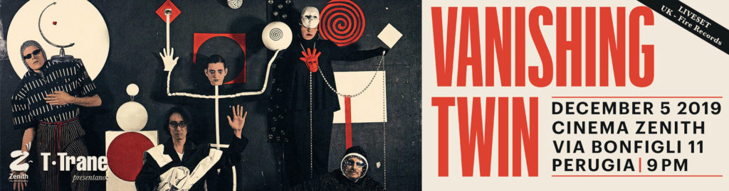 Vanishing Twin LIVE