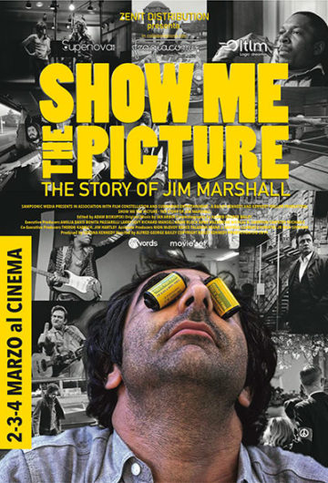 Show me the Picture – The Story of Jim Marshall